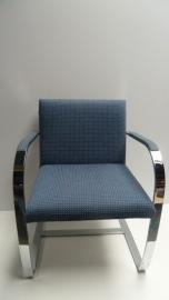 Mies van der Rohe Flat Bar Brno stoel origineel