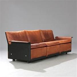 Vitsoe sofa van Dieter Rams.