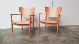Portex easy chair van Peter Hvidt & Orla Mølgaard Nielsen