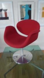 Pierre Paulin little tulip artifort rood