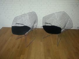 Diamond chair van Harry Bertoia voor Knoll
