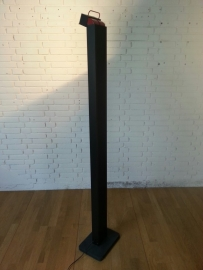 Vloerlamp Zagar van Sergio Carpani. Stilnovo.