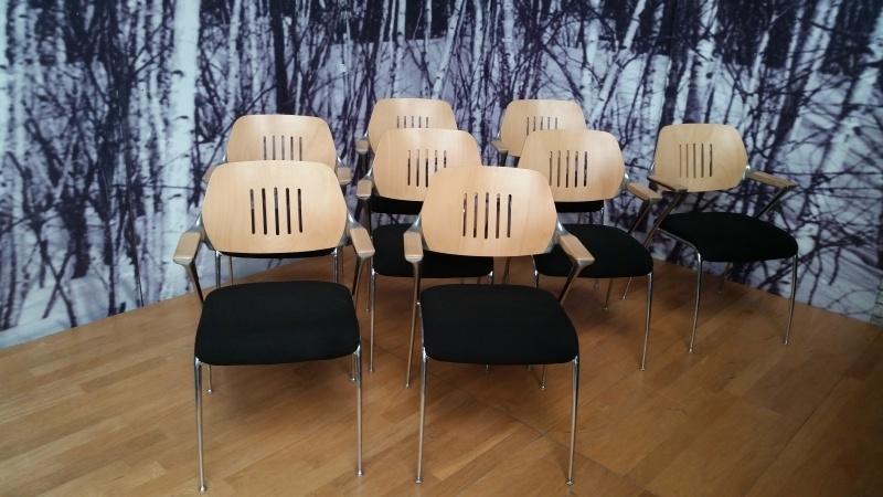 Brunner conferentiestoel