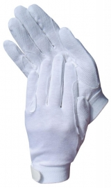 Starter Handschoenen Katoen Zwart of Wit