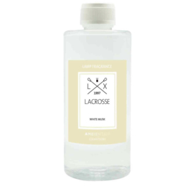 White Musk - LaCrosse - 500 ml.