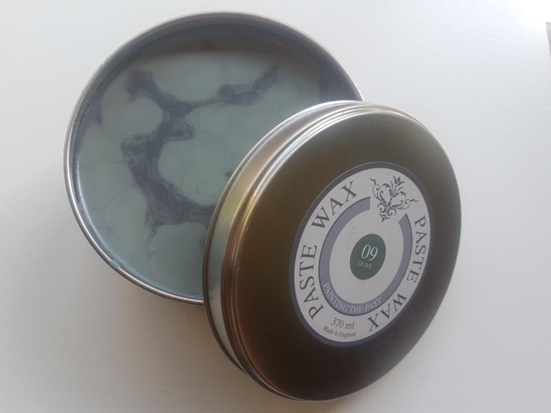 09 Olive Wax