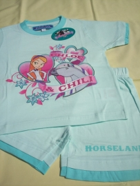 """Horseland Shortama """"Chloe&Chili"""""""