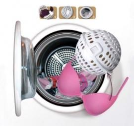 Betty Ball, veilig wassen in de wasmachine, geschikt voor al Uw BH`s Cupmaat A, B en C!!!