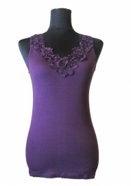 TOKER PAARS dames onderhemd in vele kleuren en maten verkrijgbaar !