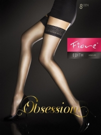 FIORE hold-ups EDITH 8 denier in de maten: S, M en L.