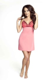VISTI Nachthemd LILI DORIS Roze/Pink Maten 36 T/M 46