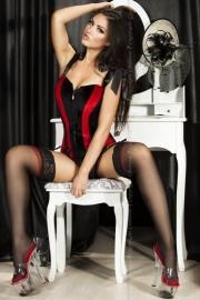 CHILIROSE Stijlvol corset in de maten: S/M en L/XL