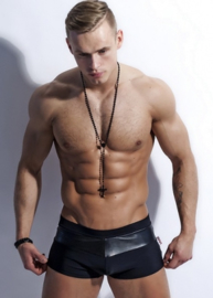 ALPHA MALE Zwemboxer Zwart TRESO NIGHT, S, M, L, XL en XXL