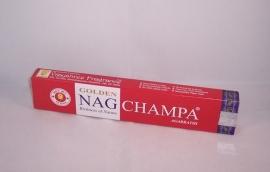 Nag champa- golden nag champa