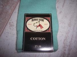 Bonnie Doon Sokken Mintgroen Maat 27-30