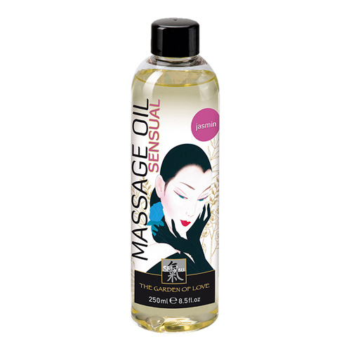 SHIATSU Massage olie - Jasmijn 250 ml