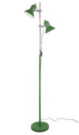 Vloerlamp Slender groen