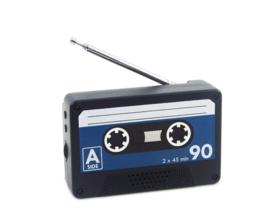 Radio Cassette magnetisch