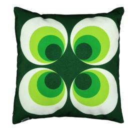Kussen Ramona groen