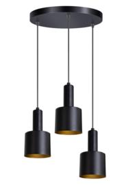 Hanglamp Sledge zwart