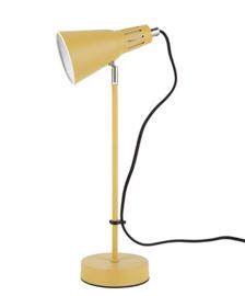 Tafellamp Cone okergeel