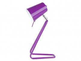 Tafellamp Z paars