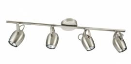 Plafondlamp Prizzi 4 spot