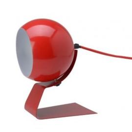 Tafellamp Olga rood
