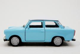 Trabant 601 blauw