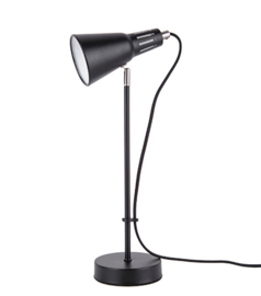 Tafellamp Cone zwart