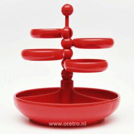 Snacktoren Emsa rood