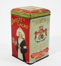 Blik Droste cacao verpleegster