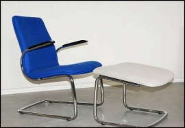 Buisframe fauteuil Schurgers Basic 4