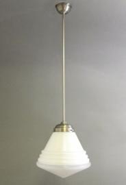 Hanglamp Luxe Schoollamp L met lichtvenster