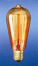 Kooldraad gloeilamp Edison E27 40w