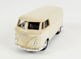 Modelauto VW T1 beige 1:34