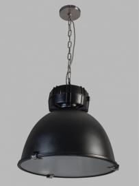 Industriële hanglamp High Bay zwart