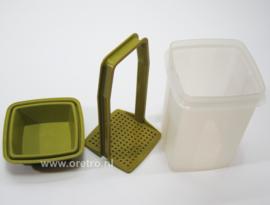 Augurkenpot Tupperware