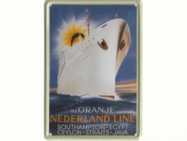 Nederland line Ms. Oranje
