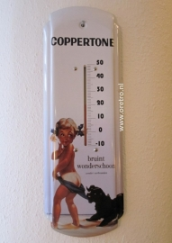 Thermometer Coppertone