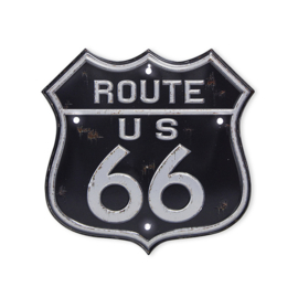 Wand deco Route 66 S
