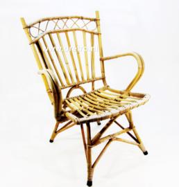 Rotan stoel Rohé