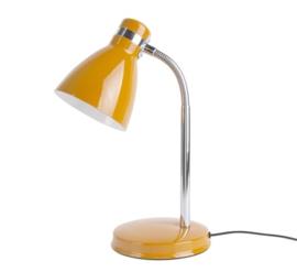 Tafellamp Study geel