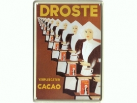 Droste verpleegster cacao