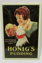 Honig  pudding