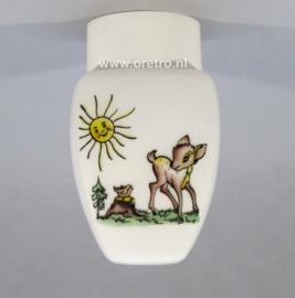 Plafonnière kinderlamp Bambi