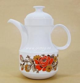 Koffiepot Bloemen Bavaria Schumann