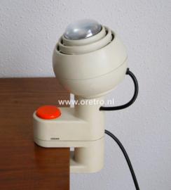 Klemlamp Schlagheck Schultes design Osram