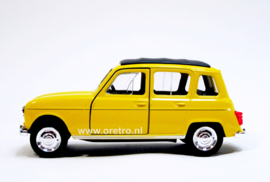 Renault 4 geel
