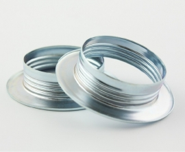 Fittingring E27 metaal